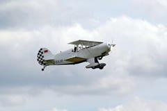 Airshow воздушных судн образца Стоковые Изображения RF