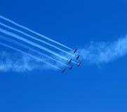 Airshow 1 stock foto