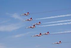 Airshow Stock Image