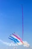 Airshow Stockfotografie