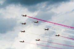 airshow Στοκ Φωτογραφίες