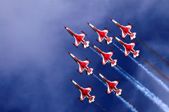 Airshow Fotos de Stock Royalty Free
