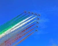 Airshow lizenzfreie stockfotografie
