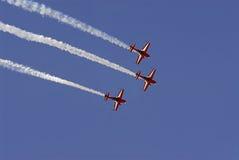 Airshow Image stock