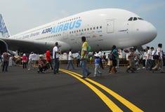 airshow 2008 singapore Стоковые Изображения