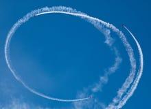 airshow Fotografia Royalty Free