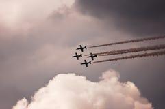 Airshow Lizenzfreies Stockbild