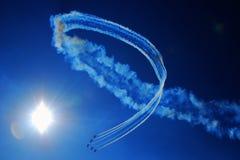 Airshow Arkivbild