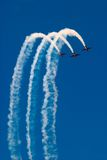 Airshow 4 Stock Photo
