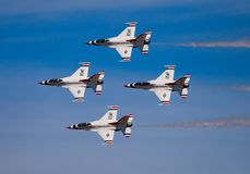 Airshow royalty free stock photo