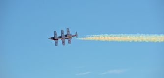 Airshow Immagine Stock