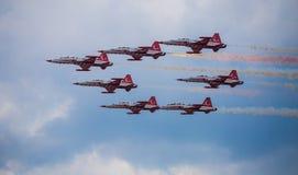 Airshow stock foto