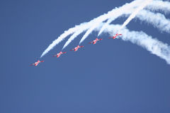 Airshow photos stock