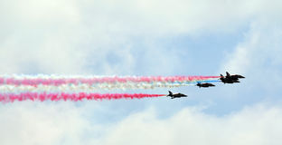 Airshow Fotos de Stock