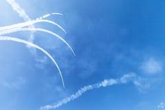 airshow Стоковое Изображение RF
