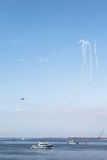 airshow Стоковые Фотографии RF
