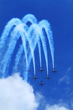 airshow Стоковые Изображения RF