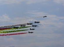 Airshow Fotografia de Stock Royalty Free