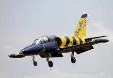Airshow. Air show at the airfield near Krasnodar Stock Photo