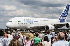 Airshow Airbus Foto de Stock