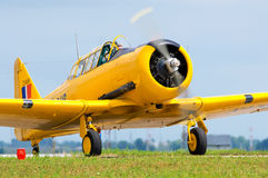 Airshow Airplane Stock Images