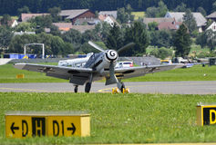 Airshow - Airpower11,航空器 免版税库存照片