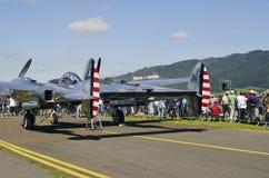 Airshow - Airpower11 Arkivbilder