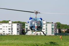 Airshow in Antwerpen Stockbilder