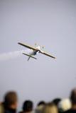 Airshow Bildschirmanzeige Lizenzfreie Stockbilder