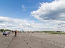 Airshow de Kubinka Photographie stock