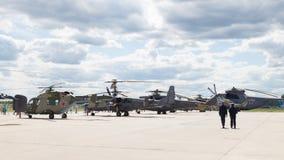 Airshow de Kubinka Imagens de Stock