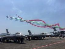Airshow de LIMA Langkawi Foto de Stock