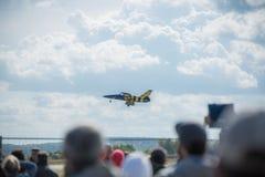 Airshow 2015 de MAKS Fotografia de Stock Royalty Free