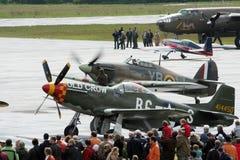 Airshow de Warbirds Imagem de Stock