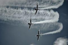 Airshow di Losanna - Svizzera Immagine Stock Libera da Diritti