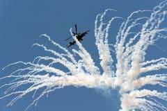 Airshow do russo Fotografia de Stock Royalty Free