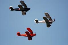 Airshow em Antuérpia Fotos de Stock