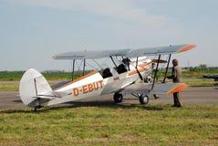 Airshow em Antuérpia Imagens de Stock Royalty Free