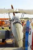 Airshow em Antuérpia Foto de Stock Royalty Free