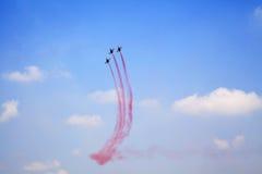 Airshow em Istambul Imagem de Stock