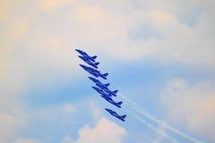 Airshow em Zhukovsky, Rússia Fotos de Stock