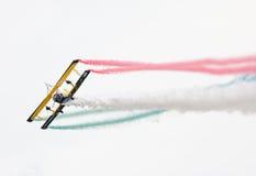 Airshow escandinavo - passarela Fotografia de Stock