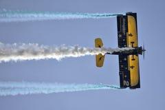 Airshow escandinavo - passarela Fotos de Stock