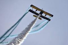 Airshow escandinavo - passarela Imagens de Stock Royalty Free