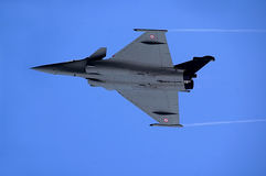 Airshow-Eurofighter Photo stock
