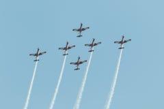 2017 Airshow internacional australiano Imagem de Stock Royalty Free