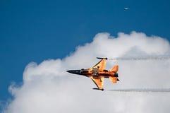 Airshow in Kecksemet, Ungheria Fotografie Stock