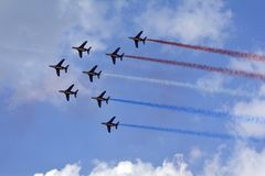 Airshow, Luftmacht 16, Lizenzfreies Stockbild