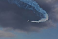 Airshow Max-2009 in Russia Fotografia Stock