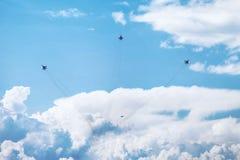 Airshow Mig-29 Стоковые Изображения RF